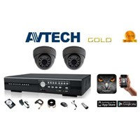 Kamera Cctv Avtech Malang (Kamera CCTV) 1