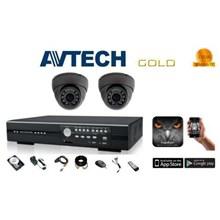 Kamera Cctv Avtech Malang (Kamera CCTV)