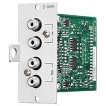 TOA D-001R Line Input Module With DSP (Peralatan Medis Lainnya)