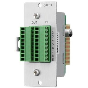 Dari TOA C-001T Input Output Control Module (Amplifier) 0