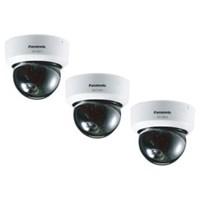 Kamera CCTV Panasonic WV-CF600 Series Fixed Dome Camera 1