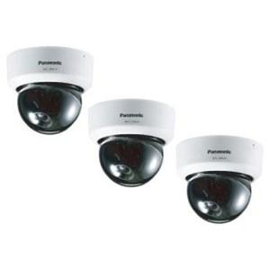 Dari Kamera CCTV Panasonic WV-CF600 Series Fixed Dome Camera 0