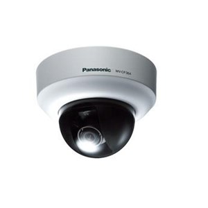Dari Kamera CCTV Panasonic WV-CF334 Fixed Dome Camera 0