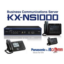 Pabx Panasonic KX-NS1000