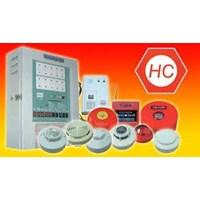 Jual  Fire Alarm Hong Chang ( Detektor Panas )