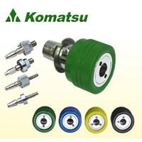 Gas Medis Wall Outlet Komatsu ( Tabung Oksigen )