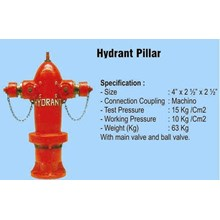 Hydrant Pillar Hooseki