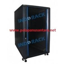 RACK CABINET 10U ( Aksesoris Networking )