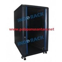 RACK CABINET 32U  (Aksesoris Networking)
