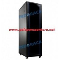 Jual Rack Cabinet 45U ( Close rack & Glass Door For PC Desktop )