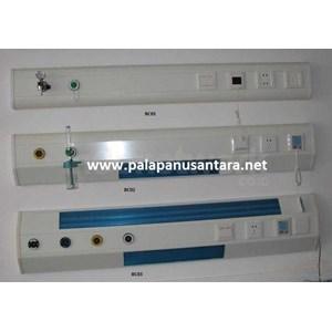 Bedhead Console Rumah sakit  untuk Nurse Call dan gas medis