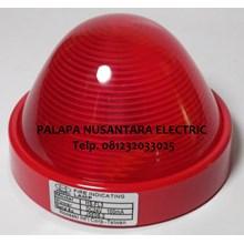 Lampu Indikator Fire Alarm Hooseki HS-FL-3 ( Alarm Kebakaran )