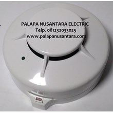Smoke Detector  Hooseki type Photoelectric( Alarm Kebakaran )