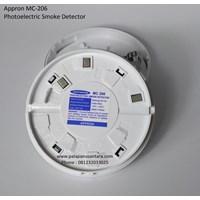 Jual Smoke Detector Appron MC206 ( Detektor Asap Minyak dan Gas ) 2