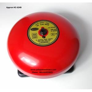 Alarm Bell Appron HC-624B ( Alarm Kebakaran )