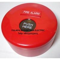 Manual Push Button Alarm Kebakaran APPRON