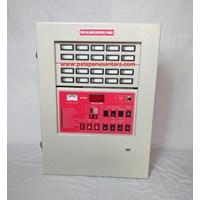 Master Control  Fire Alarm Conventional ( MCFA ) Appron 20 Zone Alarm Kebakaran