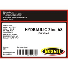 Hydraulic Nexoil