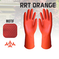 Jual Sarung Tangan RRT Orange S