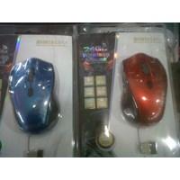 Jual Mouse Wireless M-Tec Batik
