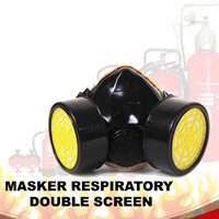 Masker Respiratory Double Screen