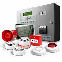 Sistem Alarm Kebakaran