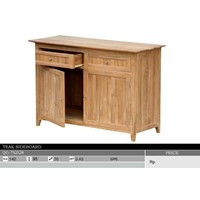 Sell Teak Sideboard