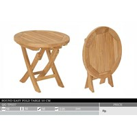 Sell Round Easy Fold Table 50 Cm