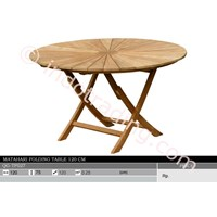 Matahari Folding Table 120 Cm 1