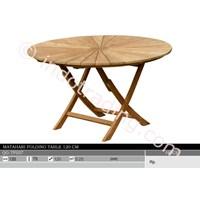 Matahari Folding Table 120 Cm 1