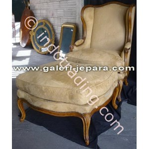 Export Sofa Longer Single Type Sg 010  Indonesia
