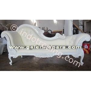 Export Sofa White Sfa Type 029  Indonesia