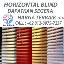 Horisontal Blind