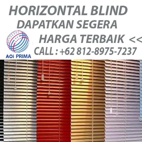 Horisontal Blind
