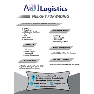jasa pengiriman luar negeri