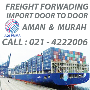 Import Door to Door By PT. Aoi Prima
