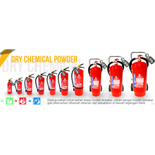 PEMADAM API DRY CHEMICAL POWDER