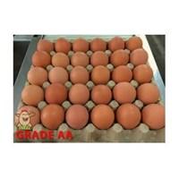Telur Ayam Grade Aa