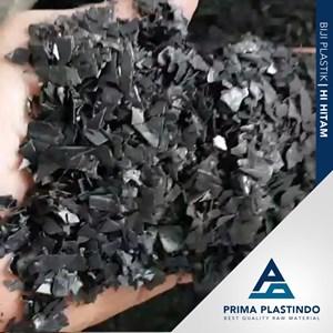 Recycled Hips Granule Black