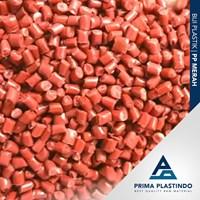 Polypropylene (Pp) Daur Ulang Merah