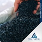 Biji Plastik Abs (Acrylonitrile Butadiene Styrene) Daur Ulang Hitam 1
