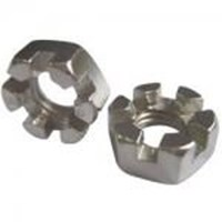 Slotted Nut 1