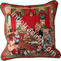 Sarung Bantal Quilted