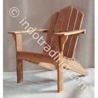 Adirondack Chair (Finishing Oto)