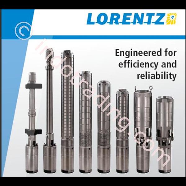 Pompa Air Tenaga Surya Lorentz