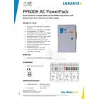 Ac Powerpack Pp600h Lorentz 2