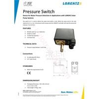 Jual Pressure Switch Lorentz 2