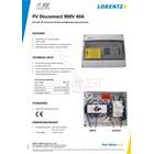 Pv Disconnect 900V 40A Lorentz 2