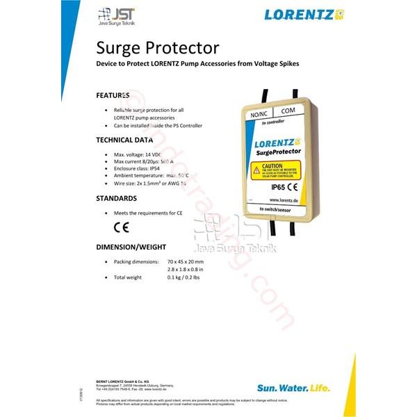 Surge Protector Lorentz