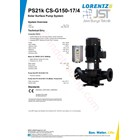 Pompa Surface Lorentz Ps21k Cs-G150-17-4 4